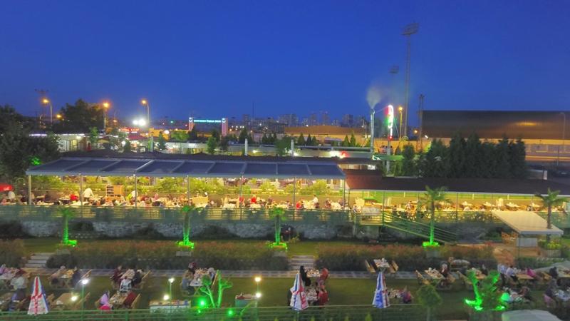 Akşam yemeği mekanları Avrupa yakası İstanbul